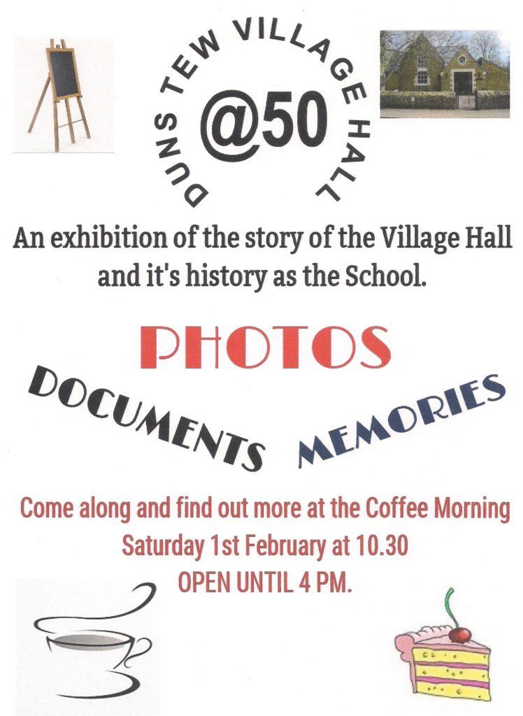Village Hall @ 50